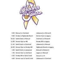 hoops for a cause