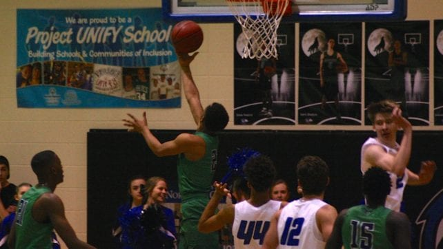 Smith Sinks Grandview with 3 Pointer at Buzzer