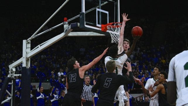 Who's Afraid of the Big Bad Wolves? Grandview's Boys Blow the House Down with 5A Title